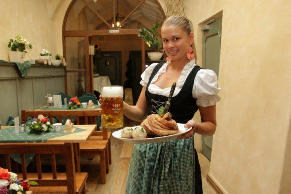 Karriere im Gasthaus Stockammer